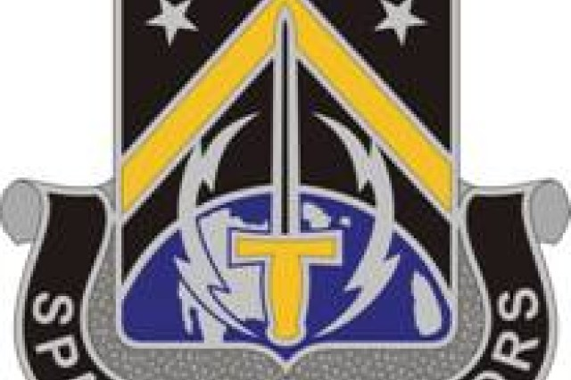Insignia for the 1st Space Battalion.