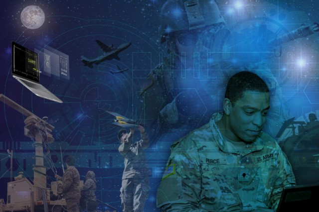 """It's time for robots to replace Soldiers for certain specialized tasks involving """"dull, dirty or dangerous work and to reduce their cognitive load,"""" said Maj. Gen. Cedric T. Wins."""