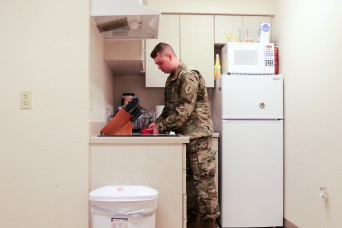 Barracks program aims to improve Soldier's quality of life