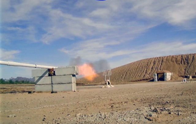 "New technology testing may achieve the goals of HARP ""space"" gun"