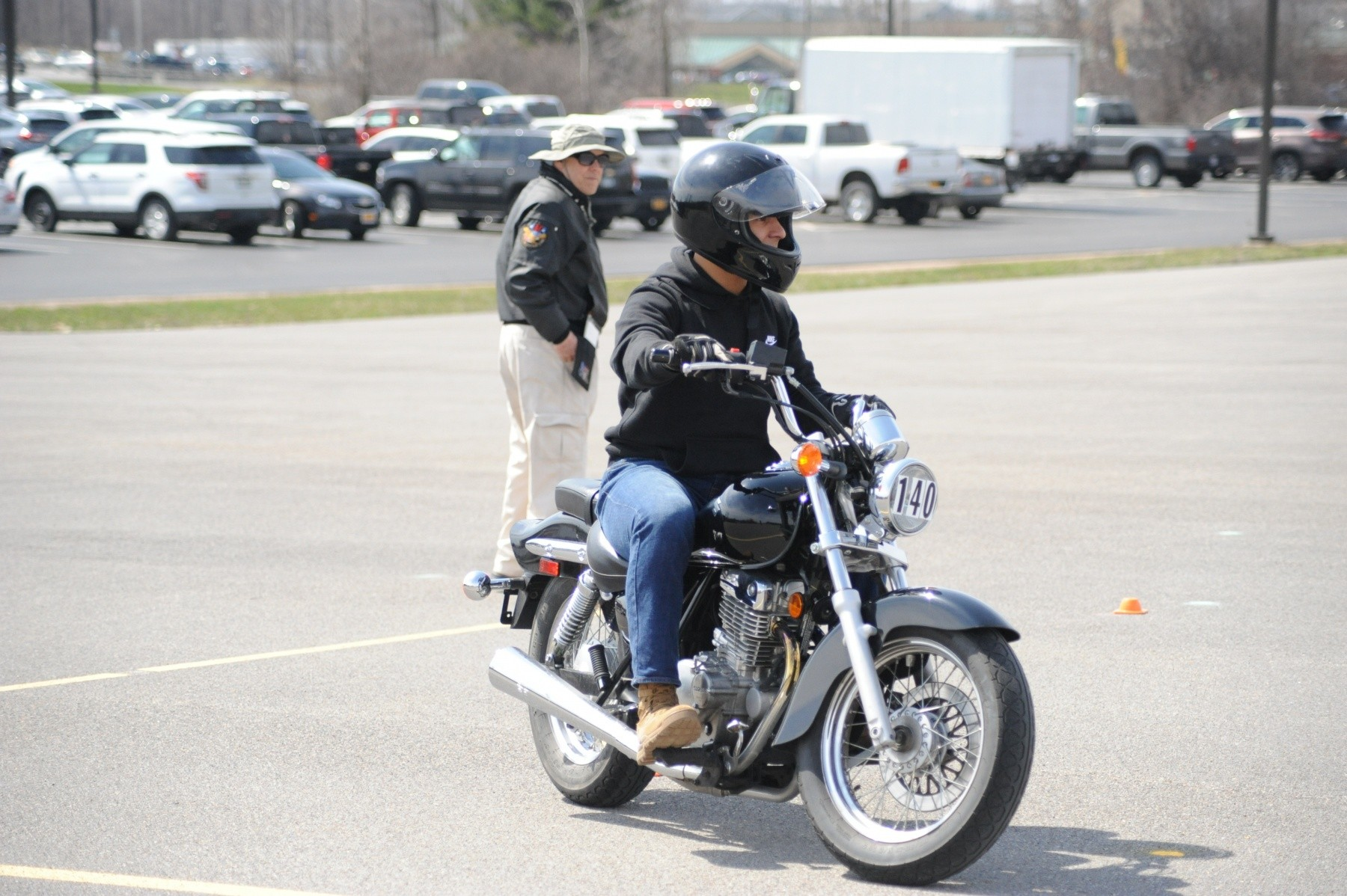 For Soldiers, motorcycling on, off post starts with mandatory Basic