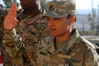 Retired Soldiers bolstering Army recruiting efforts