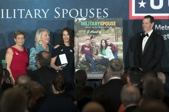 Military Spouse of the Year, Army wife lauded for devotion to Gold Star Families