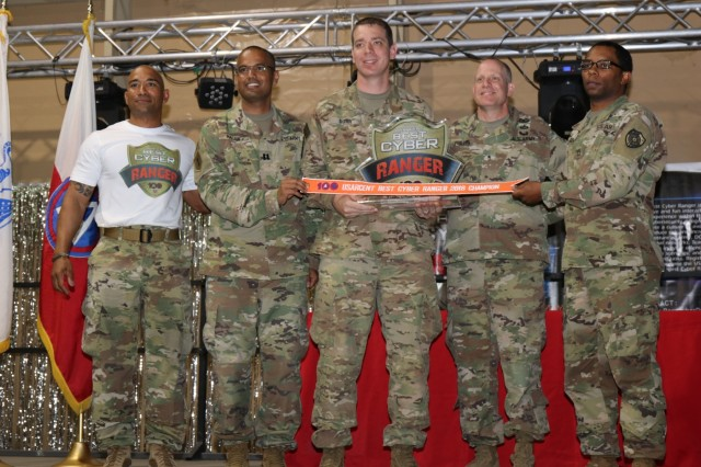 USARCENT Hosts Best Cyber Ranger Competition