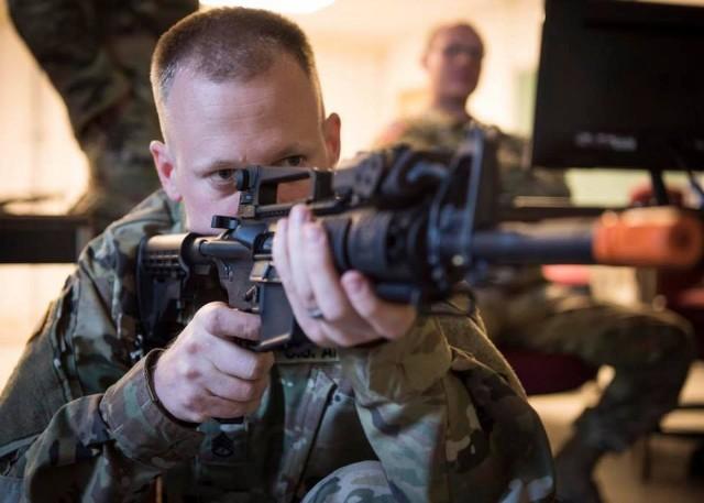 South Carolina National Guard aims to improve marksmanship using technology for marksmanship