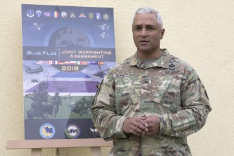 Face of Defense: Army leader focuses on empathy, compassion