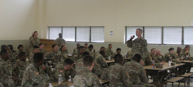 Lion Brigade Soldiers Observe Safety Stand Down