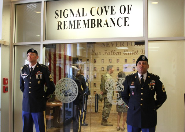 Signal Cove of Remembrance