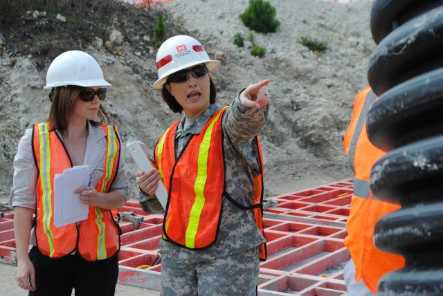 US Army Corps of Engineers Construction