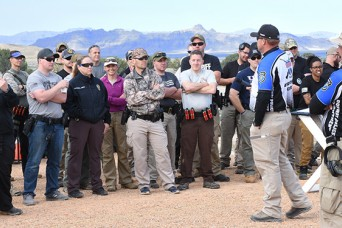 Dugway shooting event draws 75 military, civilians