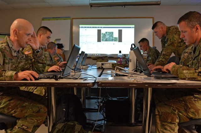 Members of the Utah National Guard Homeland Response Force (HRF) participated in regional disaster training in Missouri, May 14-18, as part of the New Madrid Seismic Zone (NMSZ) exercise hosted by the Missouri National Guard. The UTNG HRF is one of 10 HRFs in the U.S., each assigned to a Federal Emergency Management Agency (FEMA) region for response. The HRF is capable of managing a catastrophic event and bridges coordination between National Guard response and Federal capabilities.