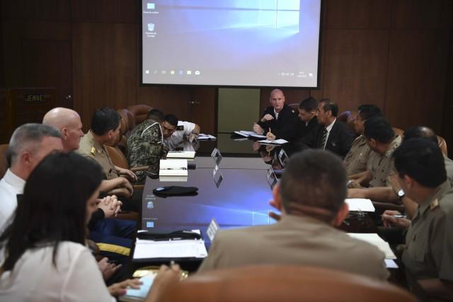 W.Va. Guardsman uses language skills for dream job in Peru