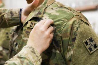 'Red Warriors' earn combat infantryman badge