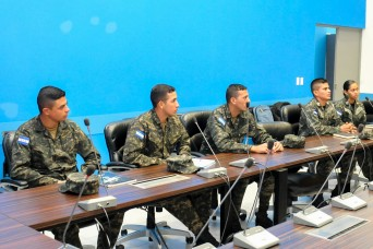 Important for PRNG and Honduras Exchange Knowledge and Skills Through State Partnership Program