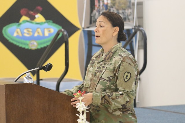 Army Family legacy honored at Asian American Pacific Islander Heritage Month observance