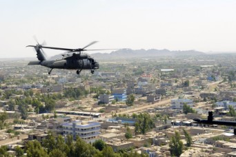 South Asia strategy in Afghanistan shows results, Army Gen. Nicholson says