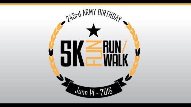 Army Birthday Run 2
