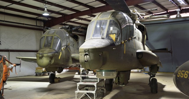 AH-56 Cheyenne still an aircraft 'way ahead of its time'