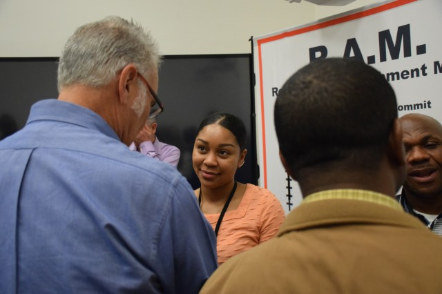 Photos from Strong Bonds Training Event