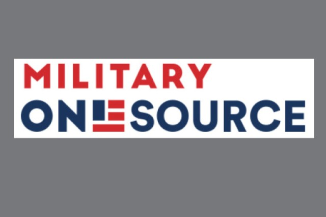 Logo of the Defense Department's Military OneSource component.