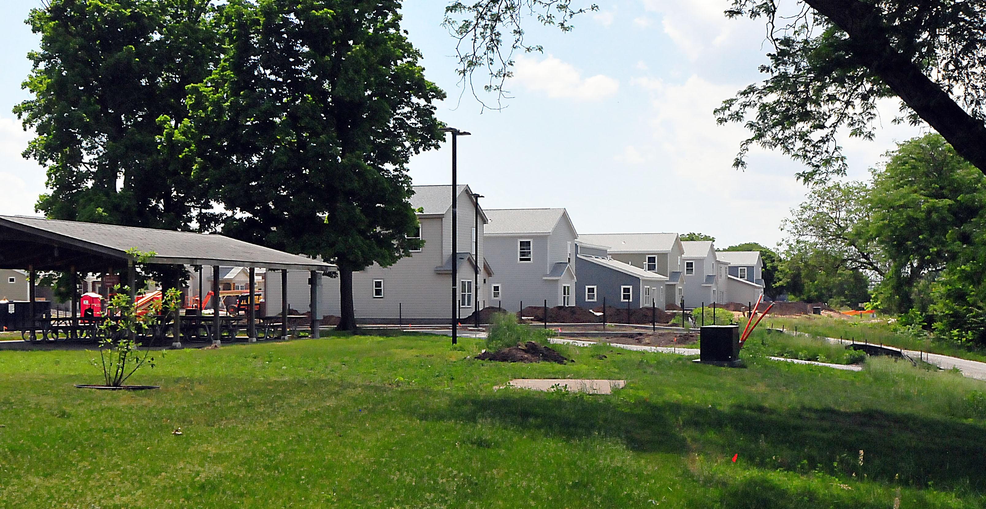 Rock Island Arsenal Housing