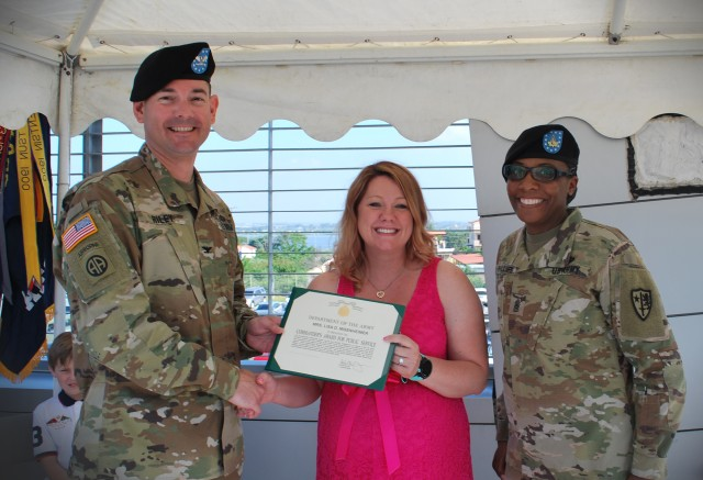 Allied Forces South Battalion changes leadership