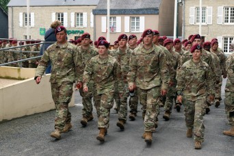 82nd Airborne Division Honors WWII Paratroopers in Normandy