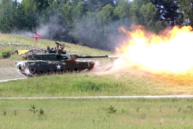 U.S. M1A2 SEP