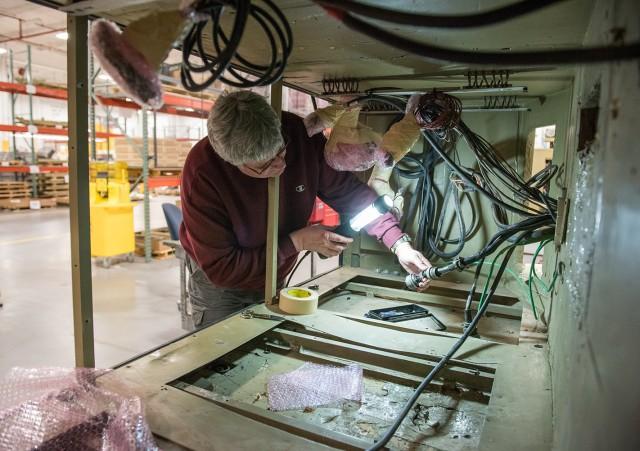 A perfect storm of ideas transforms depot overhaul program