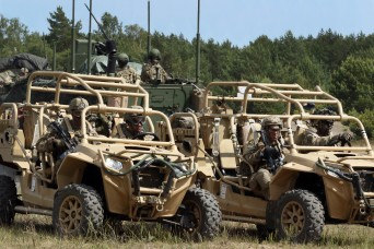 New SMET will take the load off Infantry Soldiers