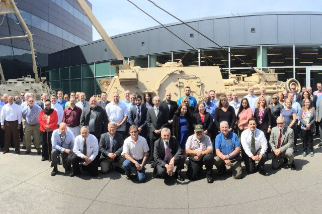 PEO Ground Combat Systems' Combat Recovery Systems Product Management Office held its bi-annual Program Management Review on May 8-10, 2018 in coordination with the BAE Systems M88 Team.
