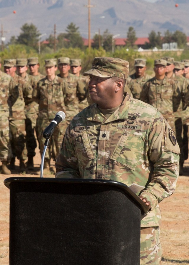 Outgoing Commander Remarks
