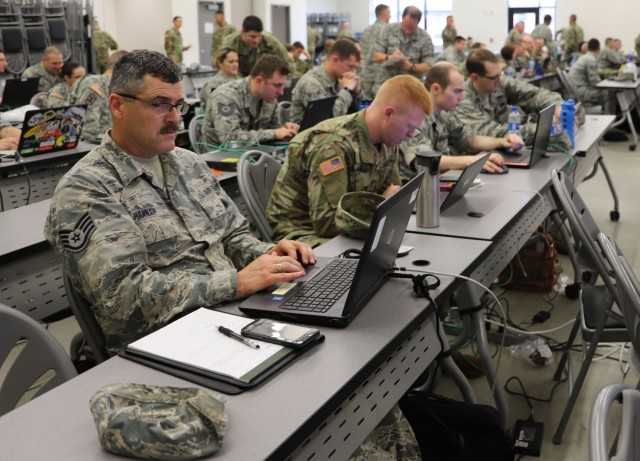 Cyber Yankee 2018 trains for attack