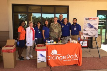 Florida National Guard fights opioid epidemic on many fronts