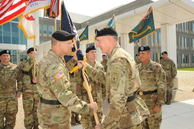 ATEC welcomes new commander