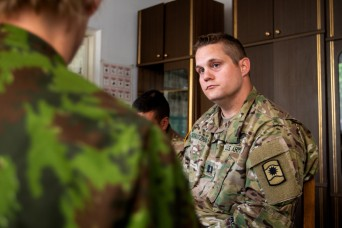 Army Reserve Soldiers assist Lithuanian civil leaders with crisis management planning - Saber Strike