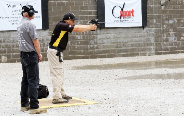 USAMU Soldier wins Silver at World Pistol Championships