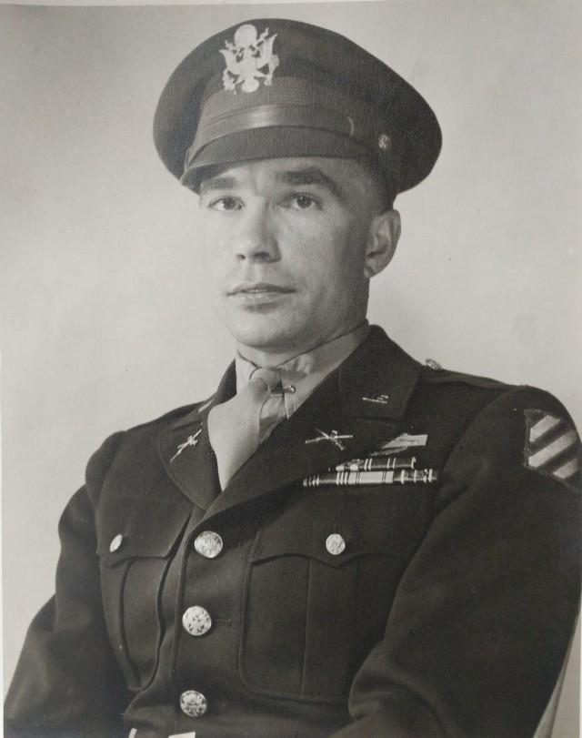 Conner military portrait