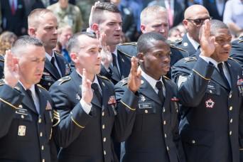 On Army's 243rd birthday, leadership looks toward the future