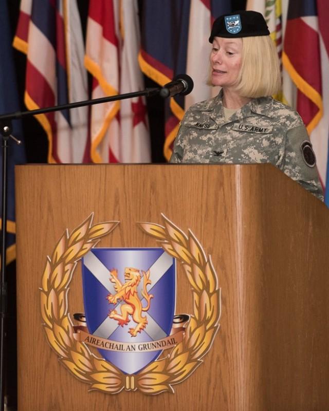 Col. Heather Kness Bids the MRB Farewell