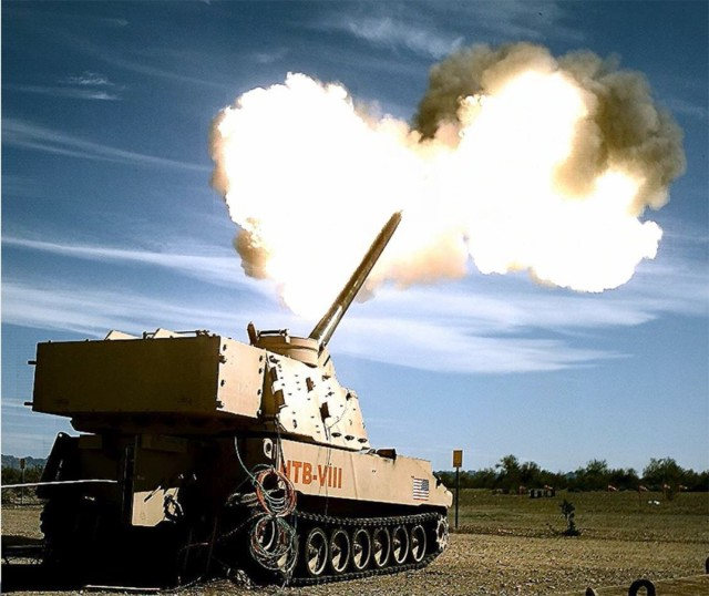 Extended Range Cannon Artillery