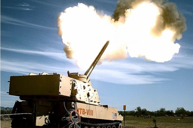 Extended Range Cannon Artillery, or ERCA, will be an improvement to the latest version of the Paladin self-propelled howitzer that provides indirect fires for the brigade combat team and division-level fight. Building on mobility upgrades, ERCA will increase the lethality of self-propelled howitzers.