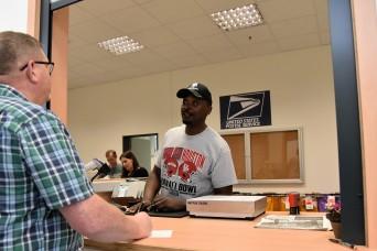 New Landstuhl post office delivers full service to