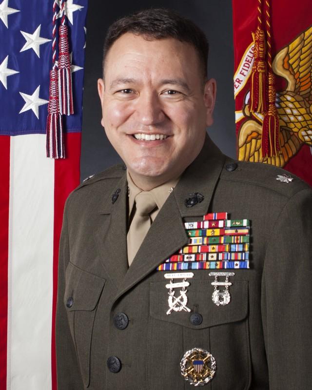 LTCOL MARK A. PAOLICELLI, USMC