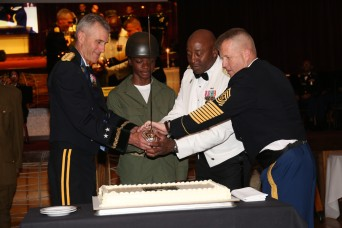 Camp Zama celebrates Army's 243rd Birthday with comradery, events