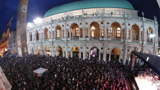 White Night in Vicenza