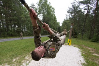 Best Warrior Competition pushes 7ATC Soldiers to their limits