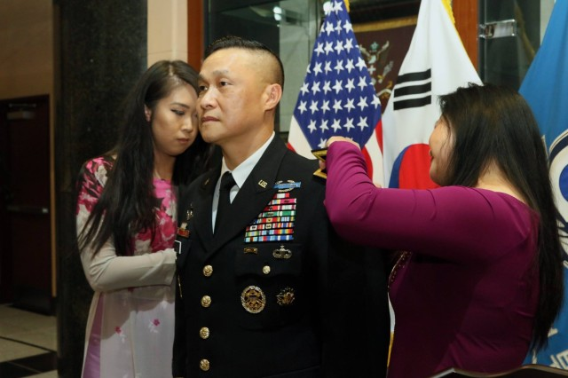 BG Viet X. Luong promoted to major general