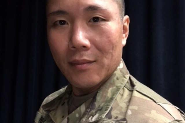 FORT BENNING, Ga. (June 22, 2018) -- In this week's Chaplain's Corner, Chaplain (Maj.) Eric Park, 199th Infantry Brigade, talks about staying mindful of when we're enduring spiritual, emotional or psychological pain. (Courtesy photo)