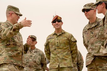 MFO Force Commander: APS-5 'setting the standard' for combat readiness